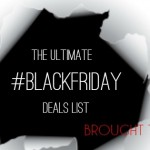 The ultimate #blackfriday deals list – brought to you by ATKASA