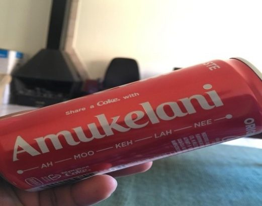 Share-A-Coke with