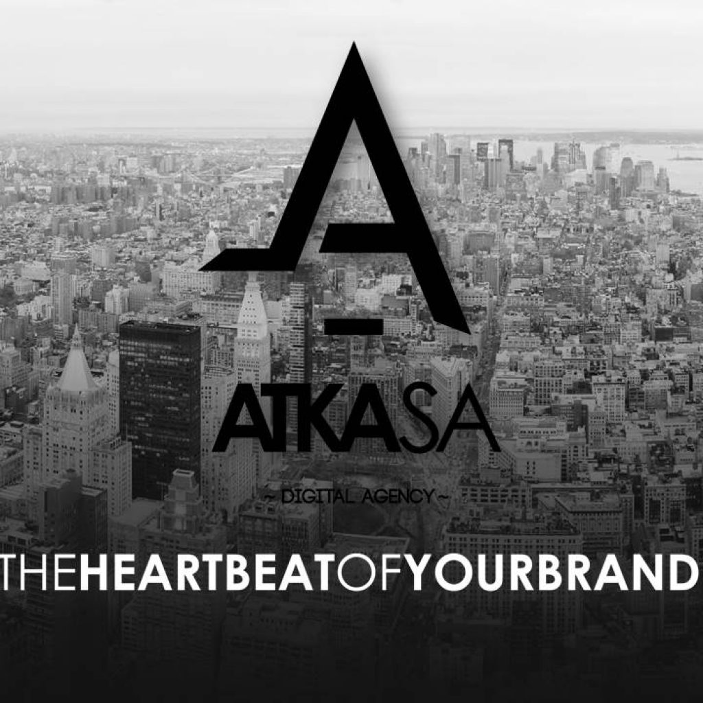 ATKASA - The Heartbeat of your brand