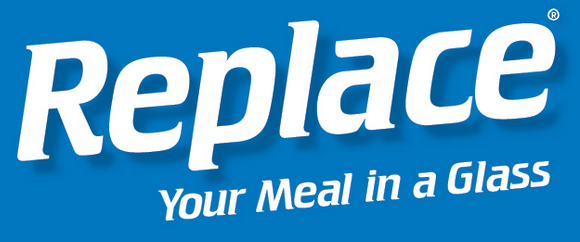 Replace | your meal in a glass